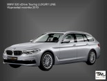 BMW 520 d xDrive G31 Touring Steptronic