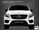 Mercedes- Benz GLE 350 d Coupe  4 MATIC AMG